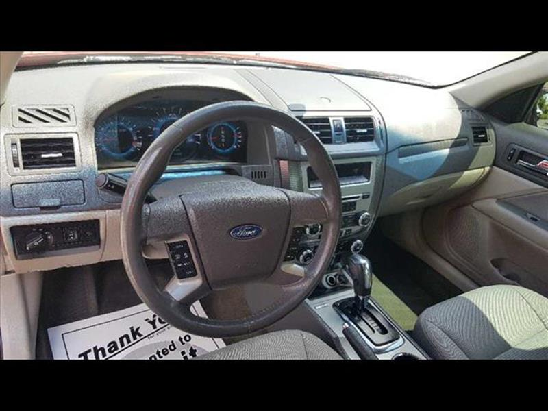 2012 Ford Fusion for sale at HUFF AUTO GROUP in Jackson MI