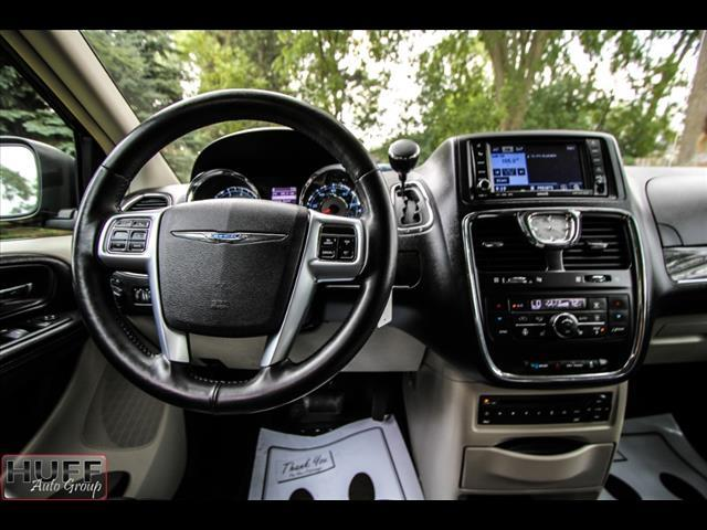 2011 Chrysler Town and Country for sale at HUFF AUTO GROUP in Jackson MI