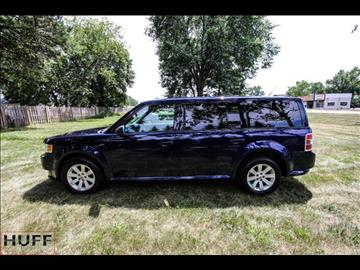 2011 Ford Flex for sale at HUFF AUTO GROUP in Jackson MI
