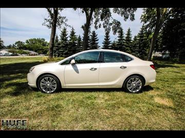 2014 Buick Verano for sale at HUFF AUTO GROUP in Jackson MI