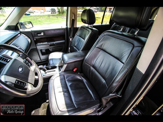 2012 Ford Flex for sale at HUFF AUTO GROUP in Jackson MI