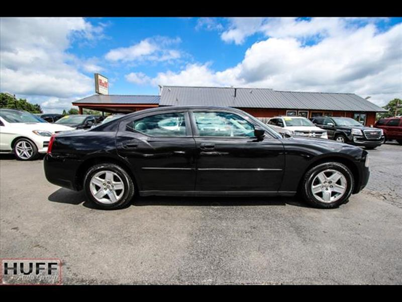2007 Dodge Charger for sale at HUFF AUTO GROUP in Jackson MI