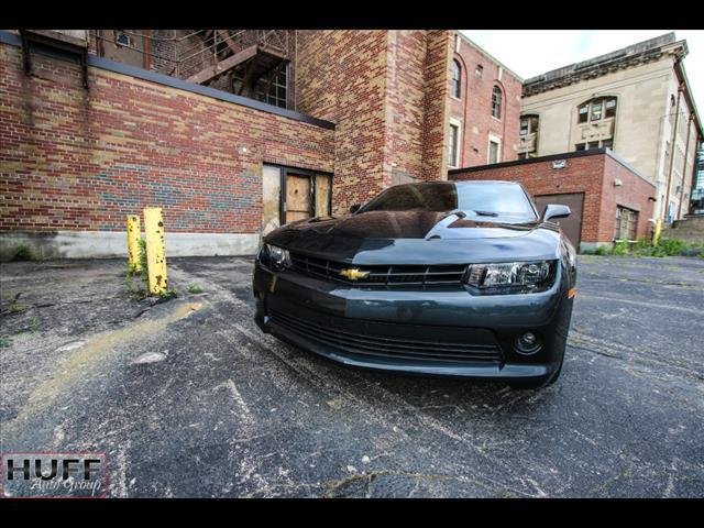 2014 Chevrolet Camaro for sale at HUFF AUTO GROUP in Jackson MI