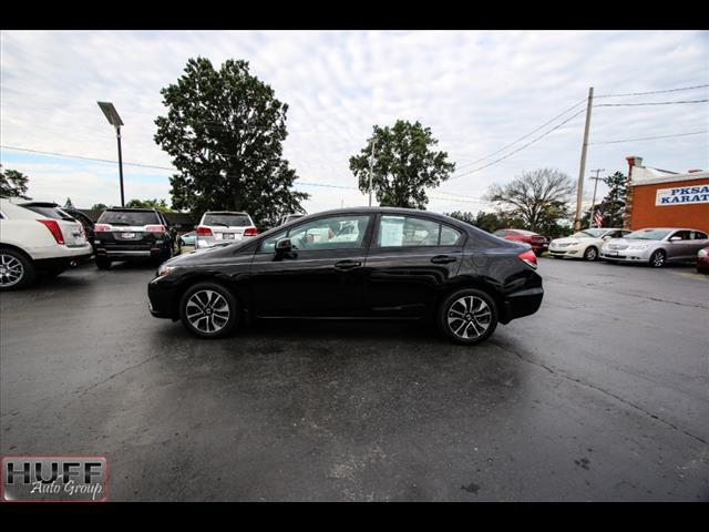 2013 Honda Civic for sale at HUFF AUTO GROUP in Jackson MI