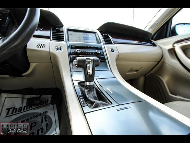 2012 Ford Taurus for sale at HUFF AUTO GROUP in Jackson MI