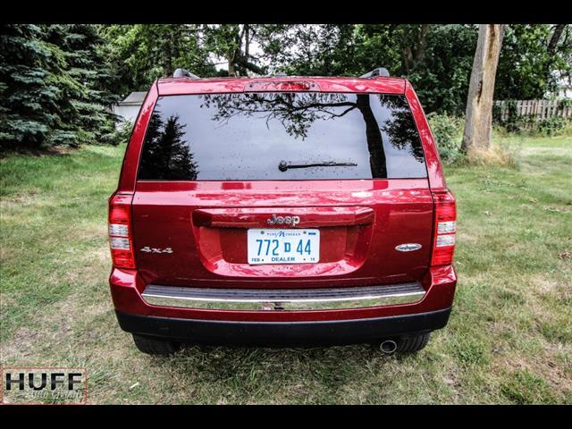 2017 Jeep Patriot for sale at HUFF AUTO GROUP in Jackson MI