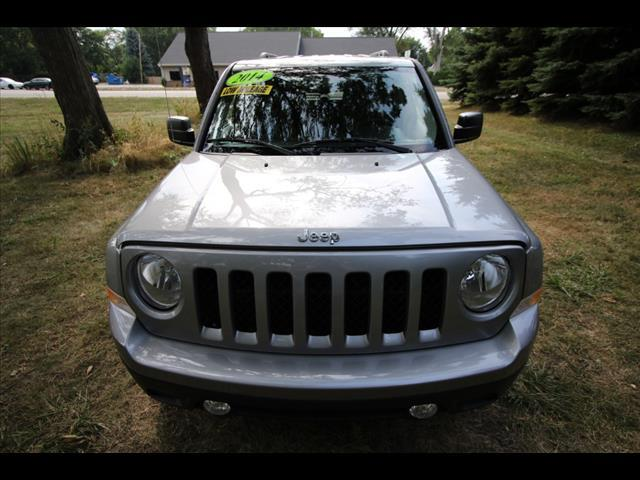 2014 Jeep Patriot for sale at HUFF AUTO GROUP in Jackson MI