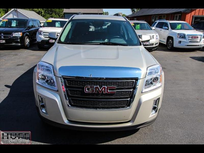 2014 GMC Terrain for sale at HUFF AUTO GROUP in Jackson MI