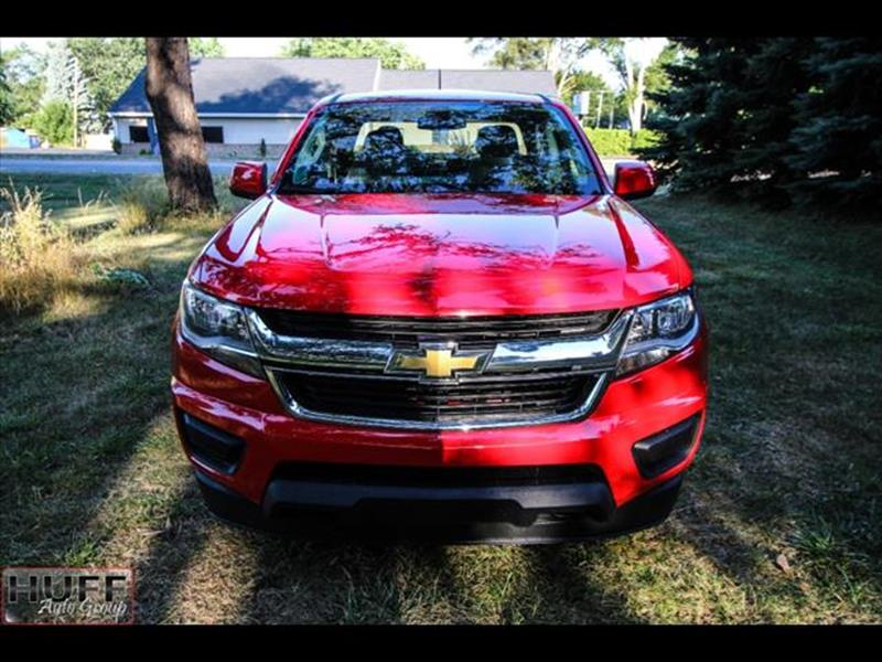 2017 Chevrolet Colorado for sale at HUFF AUTO GROUP in Jackson MI
