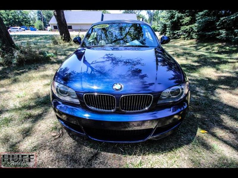 2010 BMW 1 Series for sale at HUFF AUTO GROUP in Jackson MI