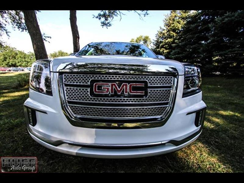 2017 GMC Terrain for sale at HUFF AUTO GROUP in Jackson MI