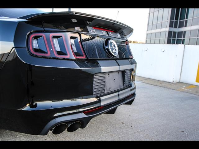 2013 Ford Shelby GT500 for sale at HUFF AUTO GROUP in Jackson MI