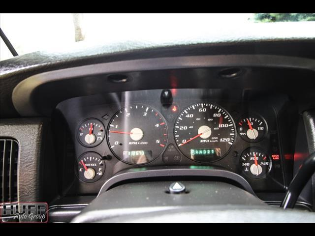 2005 Dodge Ram Pickup 3500 for sale at HUFF AUTO GROUP in Jackson MI