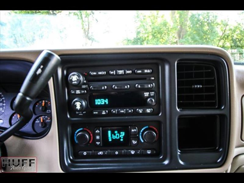 2005 Chevrolet Tahoe for sale at HUFF AUTO GROUP in Jackson MI
