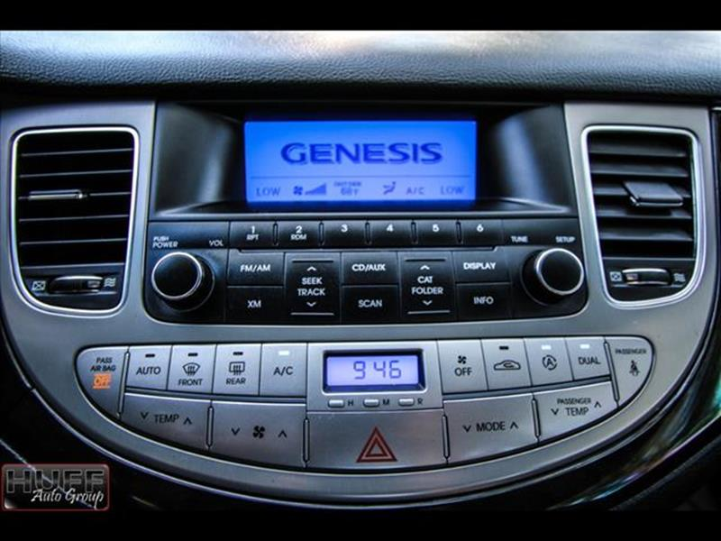 2013 Hyundai Genesis for sale at HUFF AUTO GROUP in Jackson MI