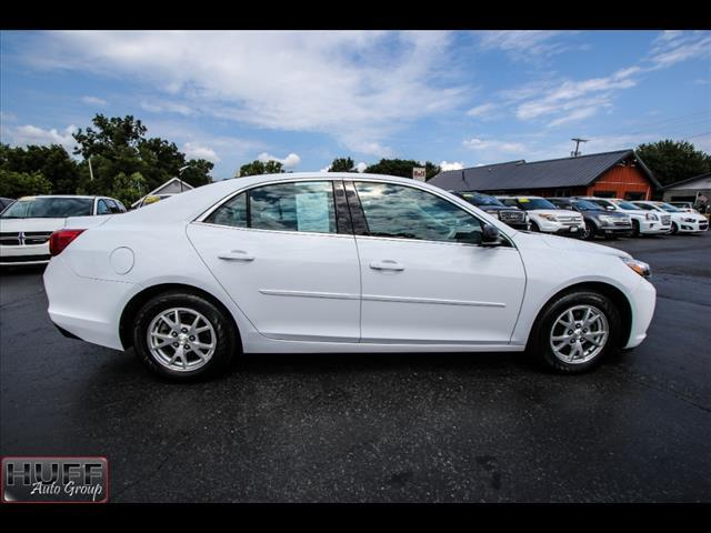 2014 Chevrolet Malibu for sale at HUFF AUTO GROUP in Jackson MI