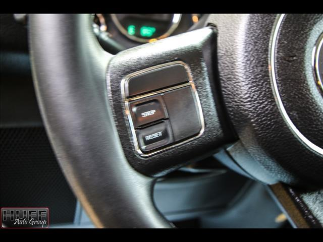 2013 Jeep Wrangler Unlimited for sale at HUFF AUTO GROUP in Jackson MI
