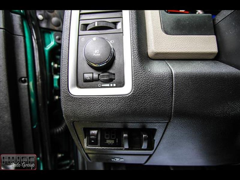 2012 RAM Ram Pickup 2500 for sale at HUFF AUTO GROUP in Jackson MI