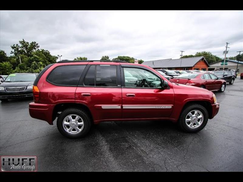 2003 GMC Envoy for sale at HUFF AUTO GROUP in Jackson MI