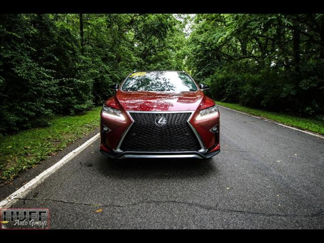 2016 Lexus RX 350 for sale at HUFF AUTO GROUP in Jackson MI