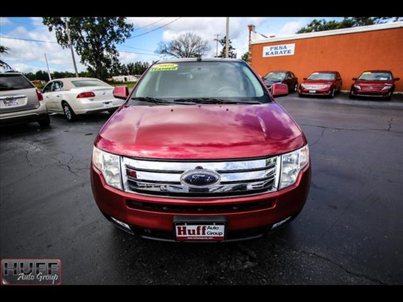 2009 Ford Edge for sale at HUFF AUTO GROUP in Jackson MI