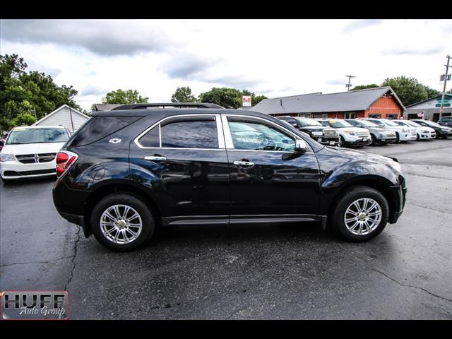 2011 Chevrolet Equinox for sale at HUFF AUTO GROUP in Jackson MI