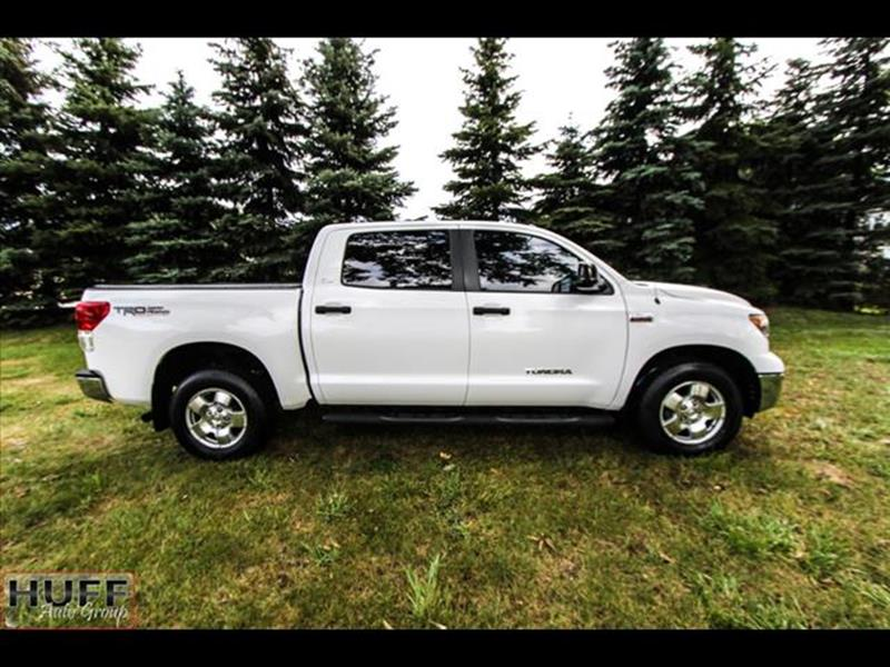 2012 Toyota Tundra for sale at HUFF AUTO GROUP in Jackson MI