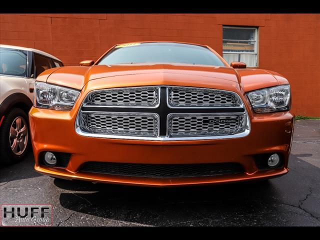 2011 Dodge Charger for sale at HUFF AUTO GROUP in Jackson MI