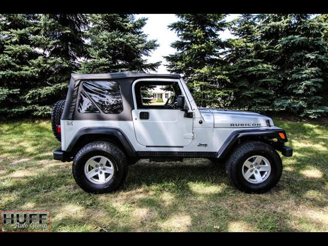 2006 Jeep Wrangler for sale at HUFF AUTO GROUP in Jackson MI