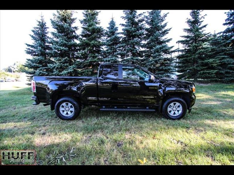 2016 GMC Canyon for sale at HUFF AUTO GROUP in Jackson MI