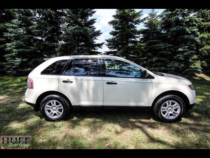 2008 Ford Edge for sale at HUFF AUTO GROUP in Jackson MI