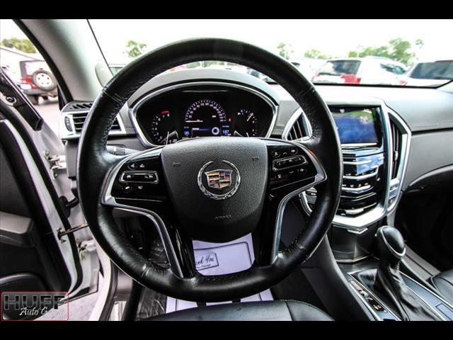2014 Cadillac SRX for sale at HUFF AUTO GROUP in Jackson MI