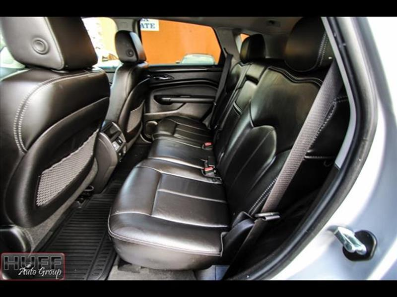 2015 Cadillac SRX for sale at HUFF AUTO GROUP in Jackson MI
