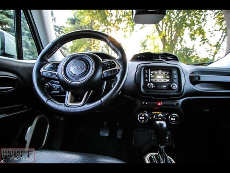 2016 Jeep Renegade for sale at HUFF AUTO GROUP in Jackson MI
