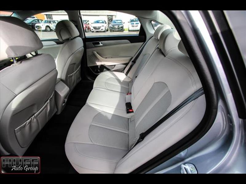 2015 Hyundai Sonata for sale at HUFF AUTO GROUP in Jackson MI