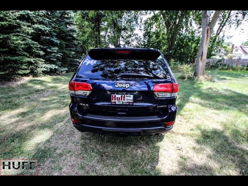 2014 Jeep Grand Cherokee for sale at HUFF AUTO GROUP in Jackson MI