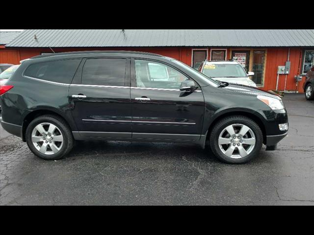 2010 Chevrolet Traverse for sale at HUFF AUTO GROUP in Jackson MI