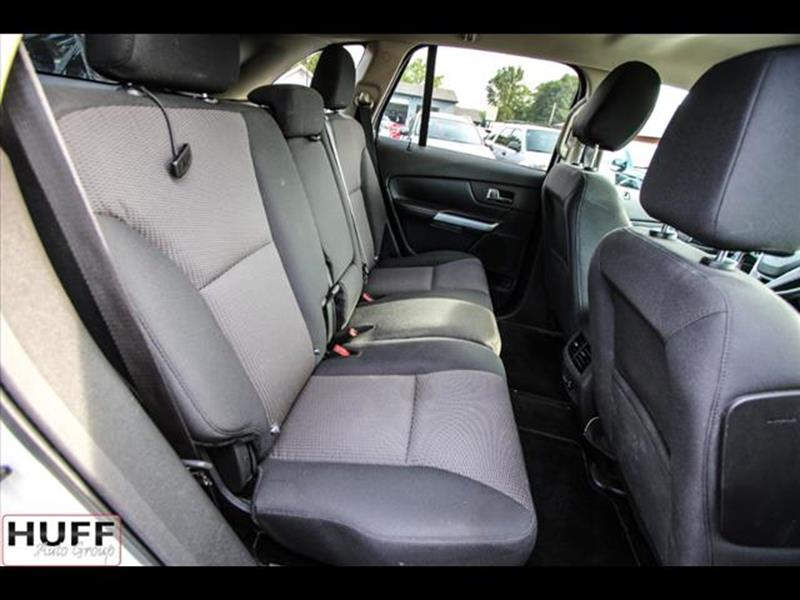 2014 Ford Edge for sale at HUFF AUTO GROUP in Jackson MI