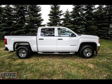 2015 GMC Sierra 1500 for sale at HUFF AUTO GROUP in Jackson MI