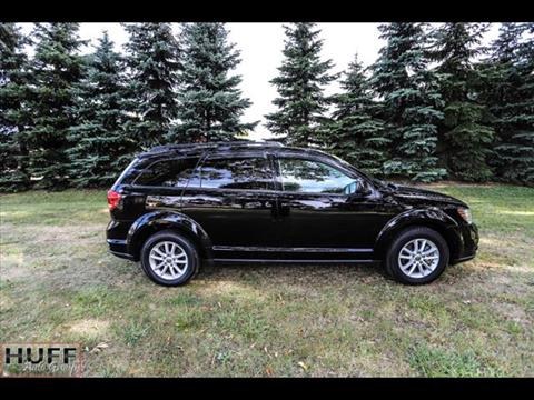 2014 Dodge Journey for sale at HUFF AUTO GROUP in Jackson MI