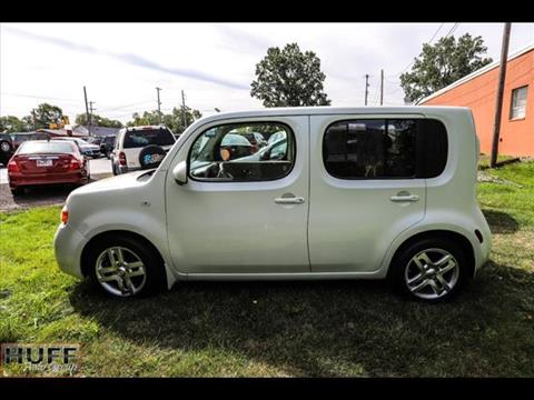 2011 Nissan cube for sale at HUFF AUTO GROUP in Jackson MI