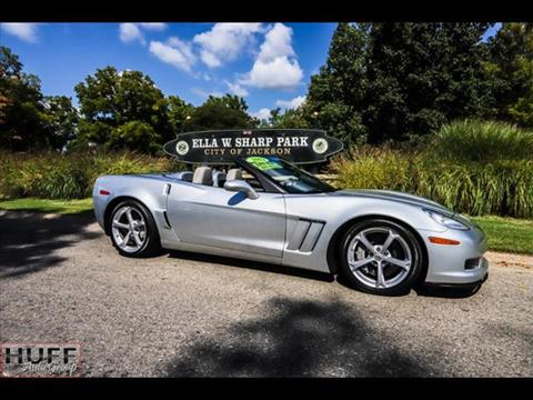 2012 Chevrolet Corvette for sale in Jackson, MI