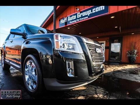2015 GMC Terrain for sale in Jackson, MI