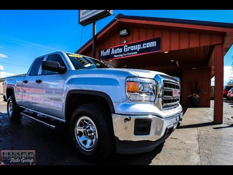 2015 GMC Sierra 1500 for sale in Jackson, MI