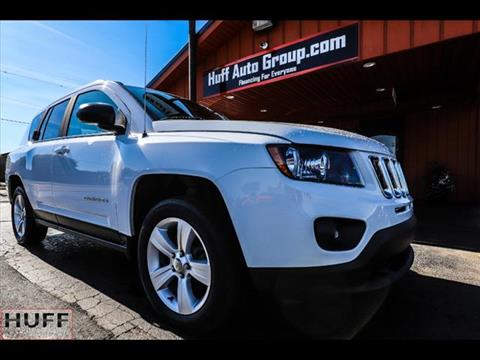 2016 Jeep Compass for sale in Jackson, MI