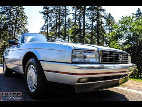 1988 Cadillac Allante for sale in Jackson, MI