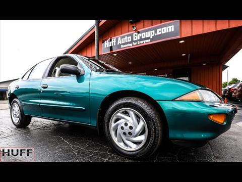 1999 Chevrolet Cavalier for sale in Jackson, MI