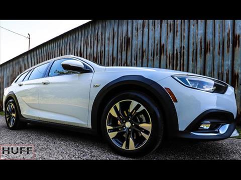 2019 Buick Regal TourX for sale in Jackson, MI