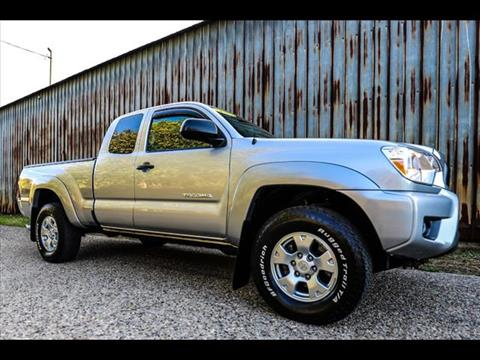 2015 Toyota Tacoma for sale in Jackson, MI