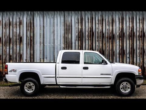 2001 GMC Sierra 2500HD for sale in Jackson, MI